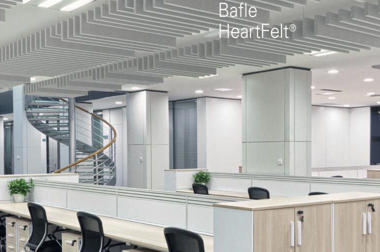 Nuevo sistema Baffles HeartFelt®