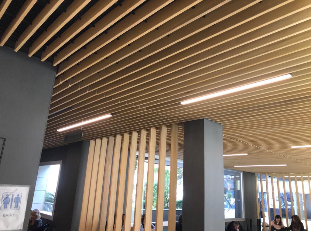 Centre-civic-prat-techo-madera