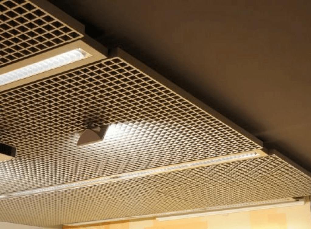 Falsos techos met licos for Oficina treball barcelona